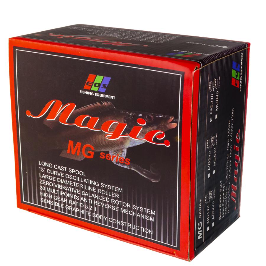 Коропова котушка EOS Magik MG40 3b