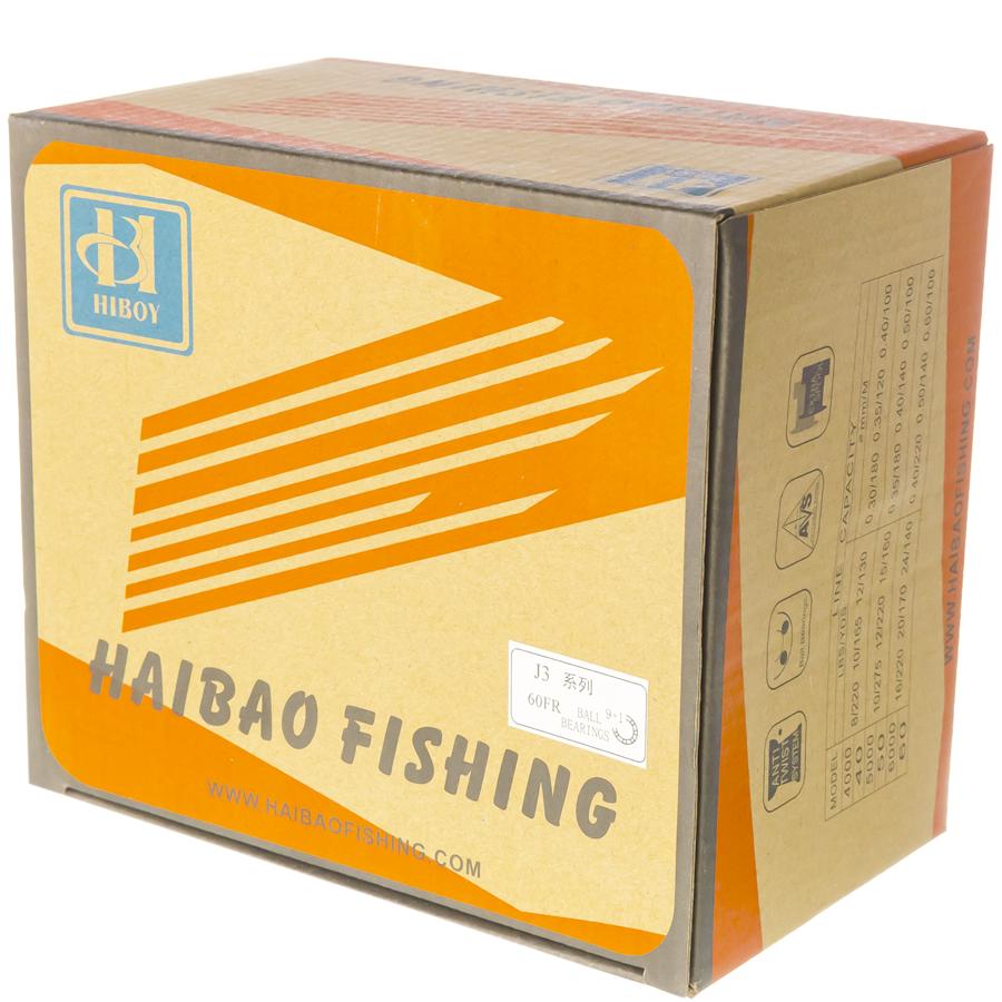 Котушка Hiboy J3FR-60 9 + 1b