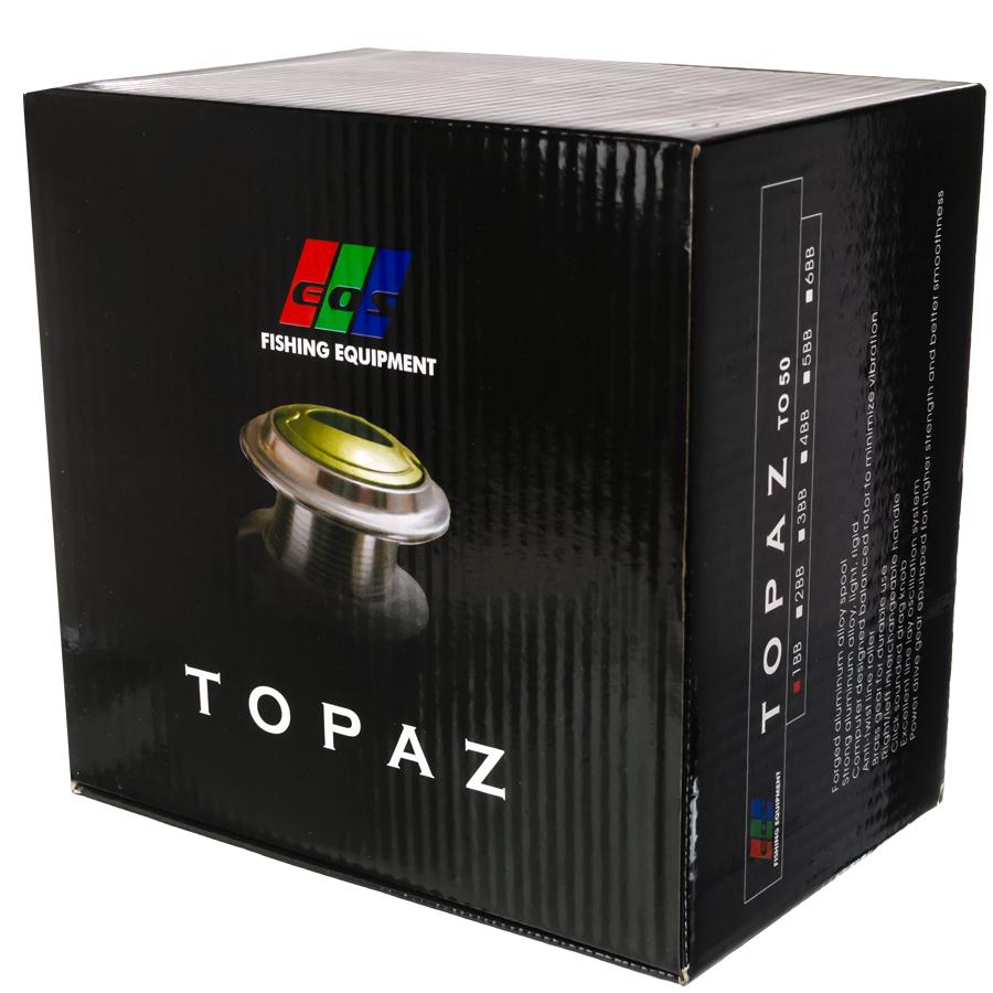 "Котушка безінерційна ""Topaz""TO50 1 ball"