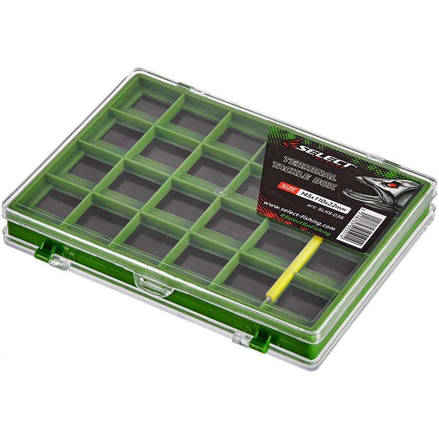 Коробка Select Terminal Tackle Box SLHS-036