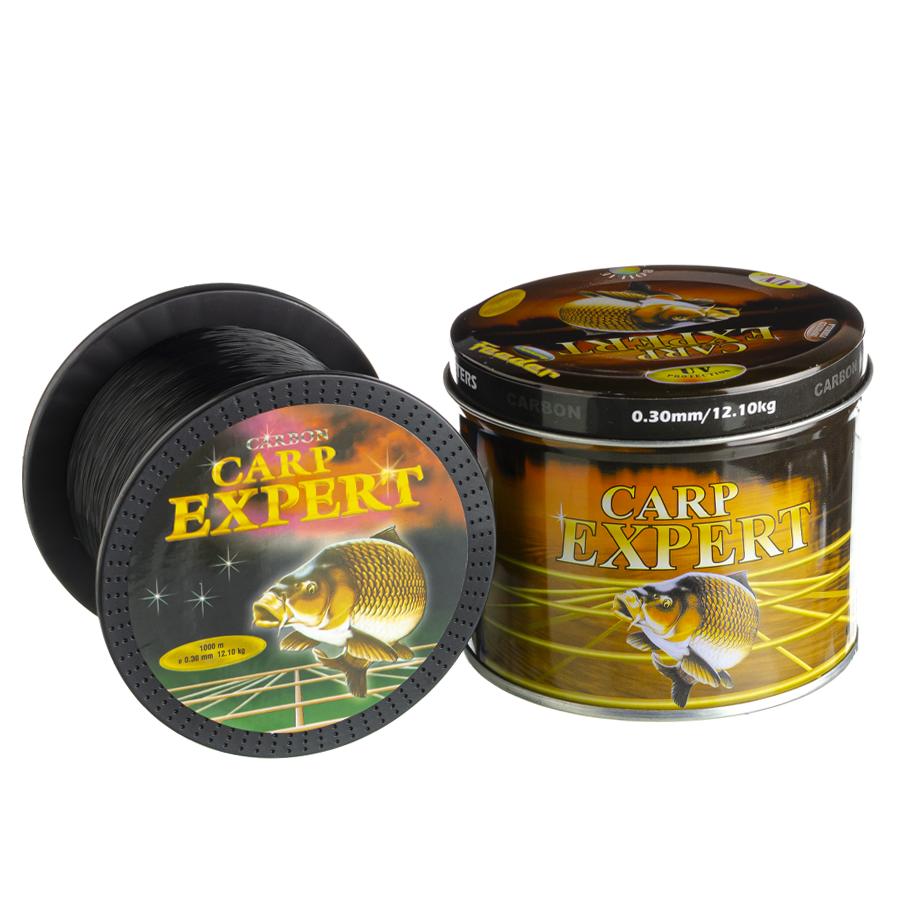 Волосінь коропова Carp Expert Carbon 0,30 1000m
