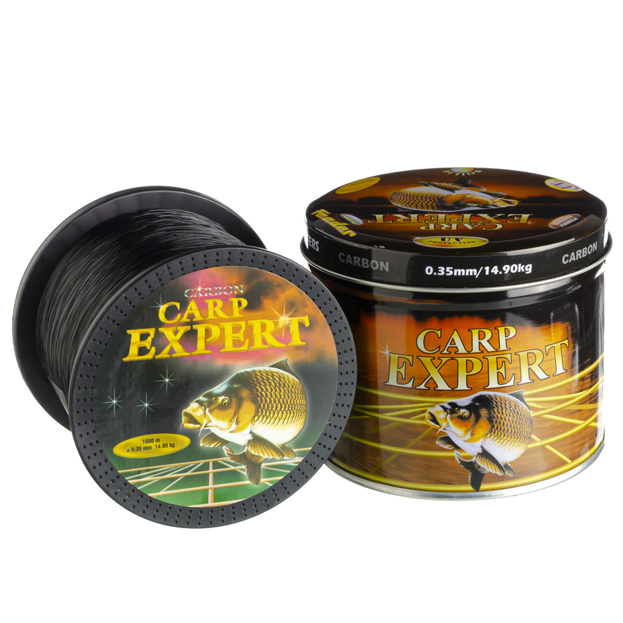 Волосінь коропова Carp Expert Carbon 0,35 1000m