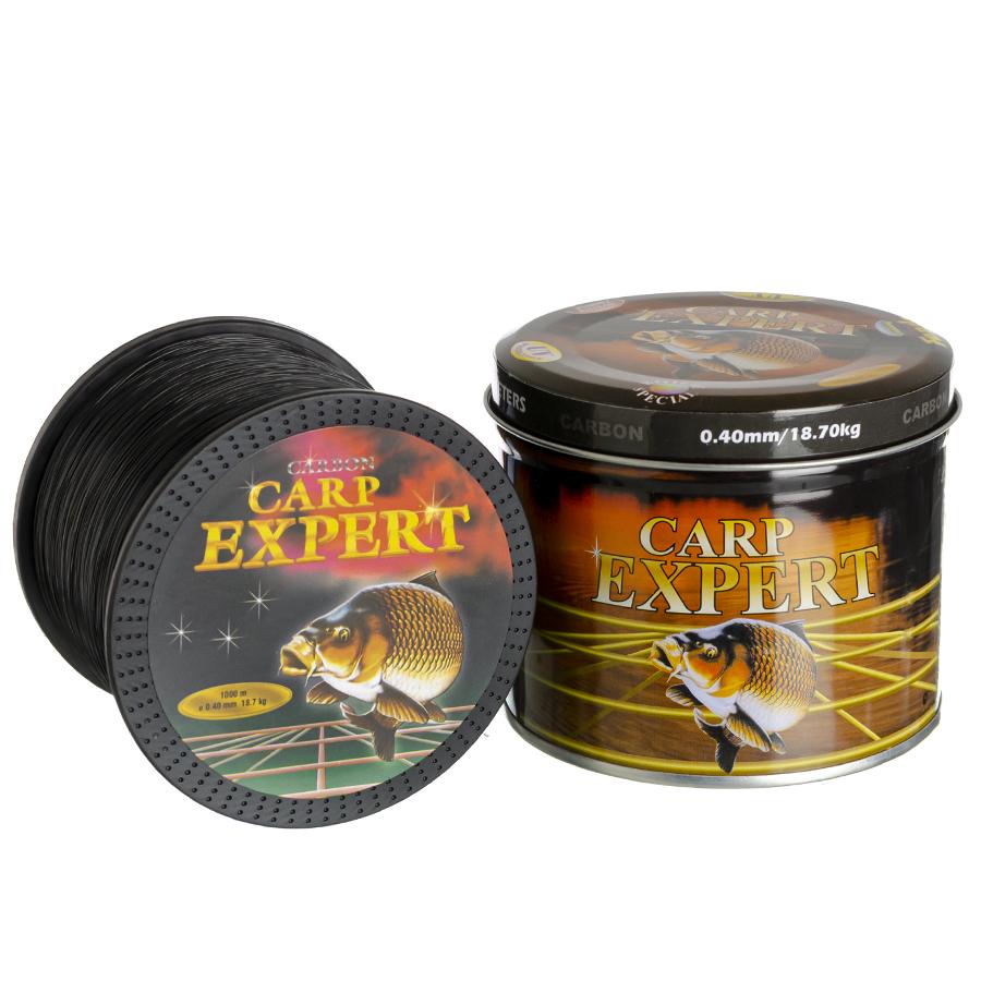 Волосінь коропова Carp Expert Carbon 0,40 1000m