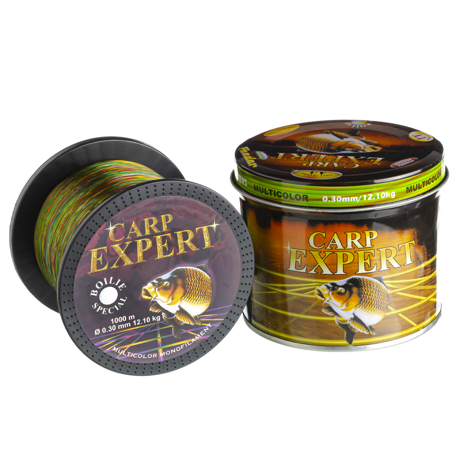 Волосінь коропова Carp Expert Boil Special Multicolor 0,30 1000m