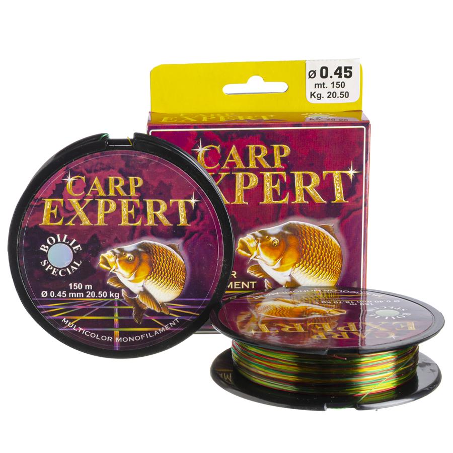 Волосінь Carp Expert Multicolor 150m 0.45mm