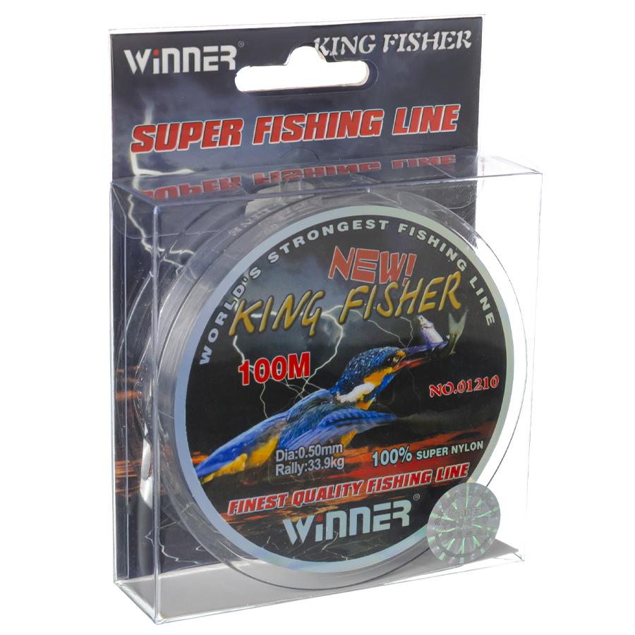 Волосінь winner Кingfisher 0,50mm 100m