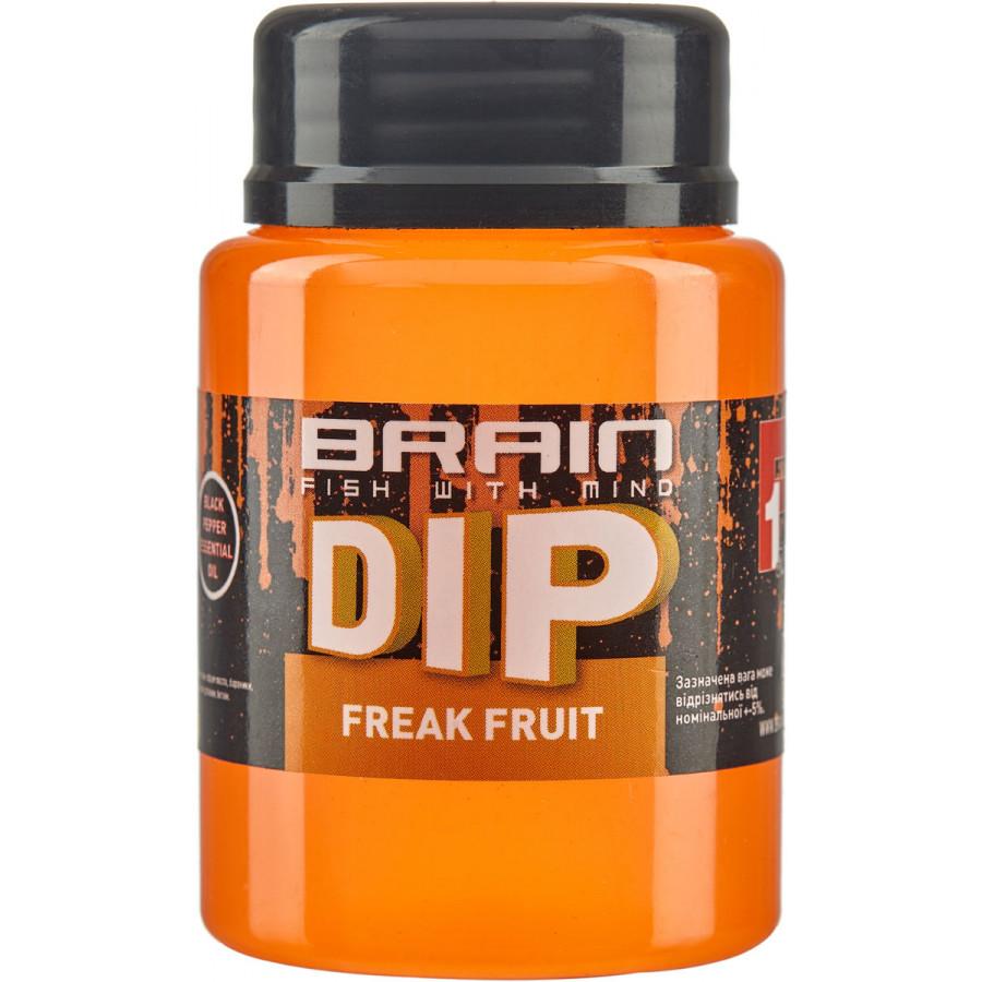 Дип для бойлов Brain F1 Freak Fruit (апельсин/кальмар) 100ml
