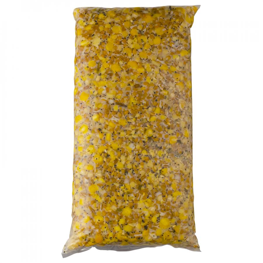 MIX в вакуумной упаковке Sun Fish (кукуруза, пшеница ,горох) 1500g
