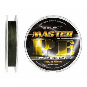 Шнур select master pe 100м