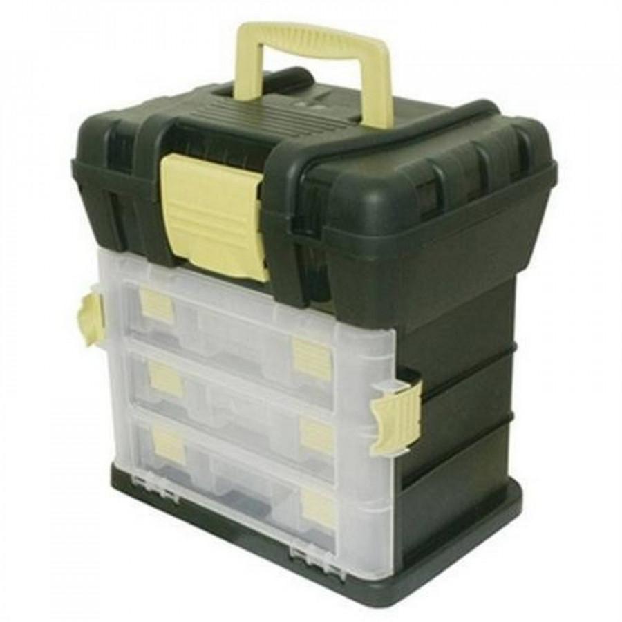 Ящик рибальський FISHING BOX COMET 4 МАХІ K4-1077
