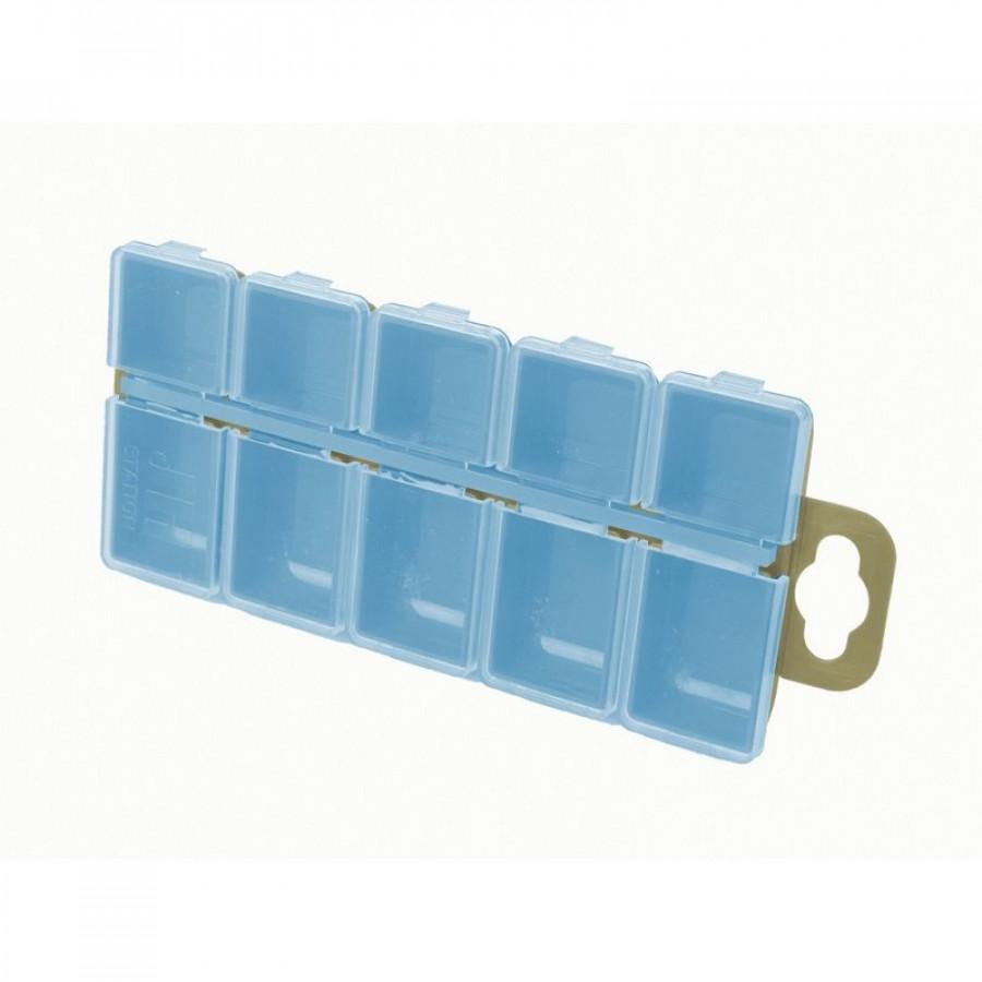 Коробка Aquatech 2310 (10 осередків з кришками)