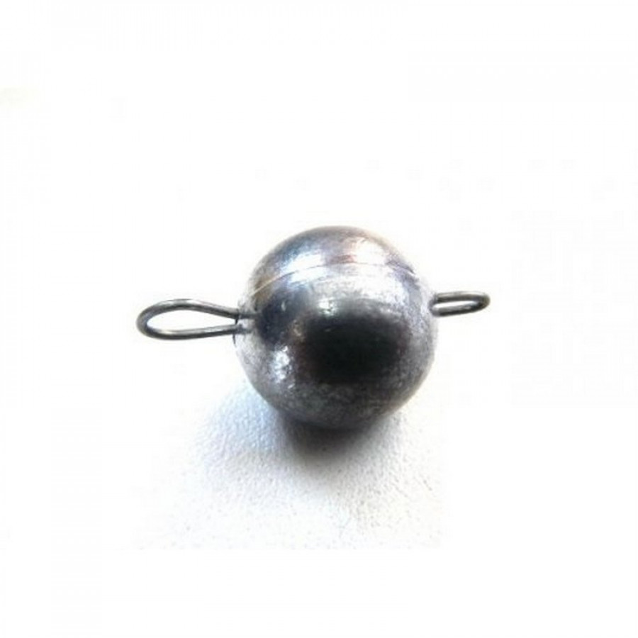 Грузило чебурашка нержавіюча сталь (розбірний) 18г