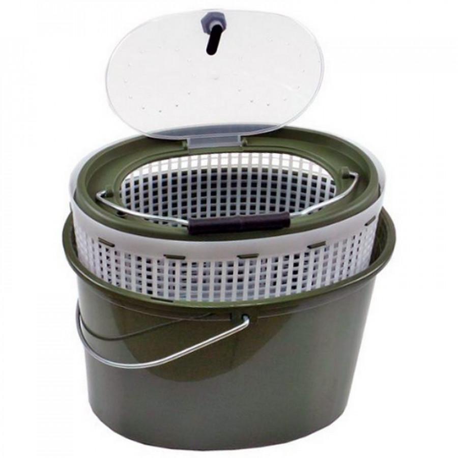 Канна для живца Condor |Green| 6 литров
