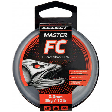 Флюорокарбон Select Master FC 10m
