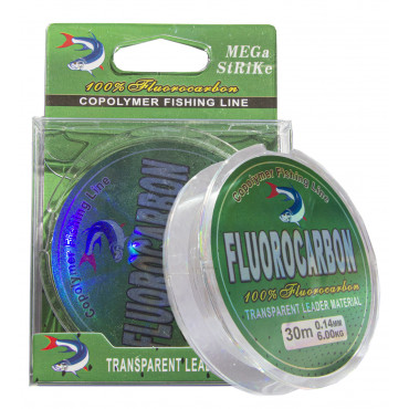 Леска MegaStrike Fluorocarbon